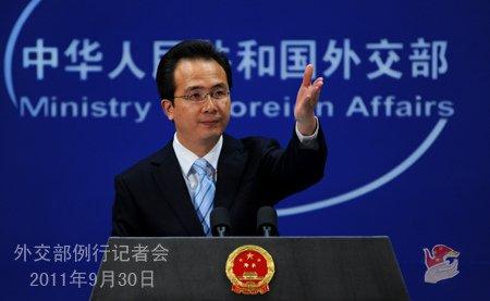 外交部发言人就普京访华等问题答记者问(全文)