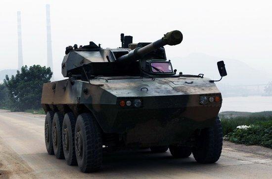 济南军区某装甲团新装备列装带来的冲击波