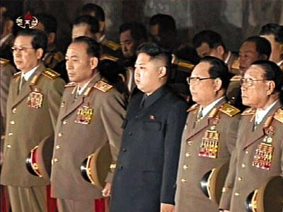 韩媒曝朝鲜总参谋长李英浩因病被解除职务