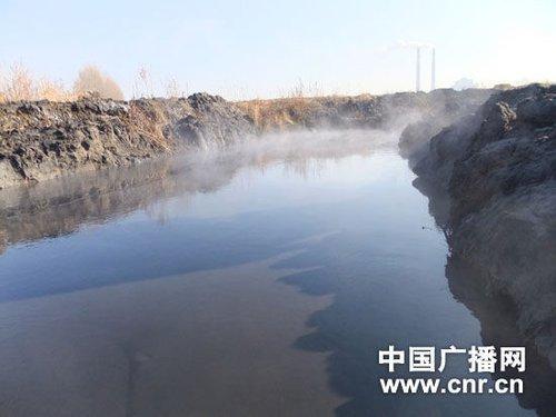 黑龙江穆棱河污染致数万人饮水难10年