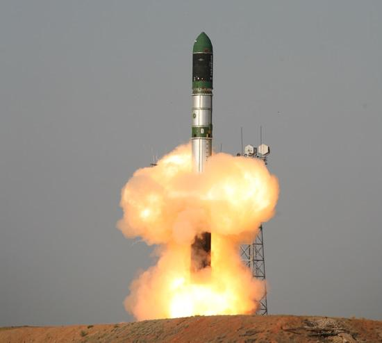 俄罗斯准备一箭发射33颗卫星 或刷新世界纪录