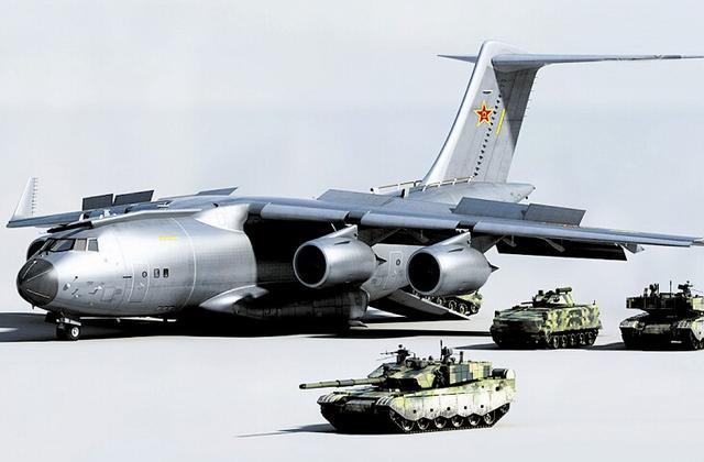 名侦探��ce���9.9l#�al_运20可整装运输99式坦克与红旗9防空导弹