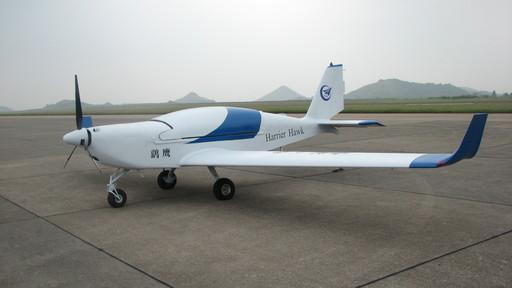 """中国""""鹞鹰1""""高原型无人机出口 成反恐利器"""