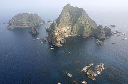 韩国强烈抗议日本新防务白皮书中主张竹岛主权