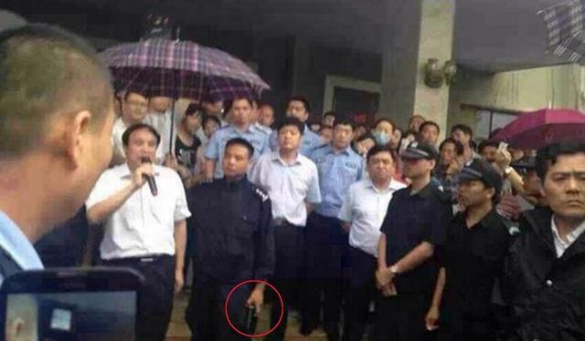河南获嘉政府通告中新化工气味扰民群众聚集事件