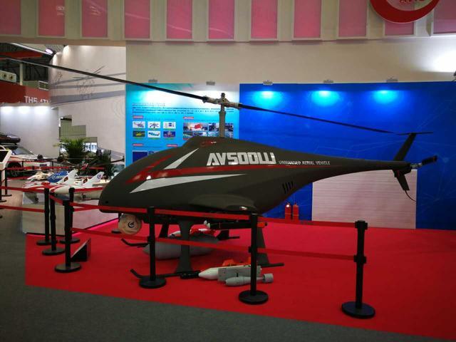 中航工业直升机所方永红:未来无人机将载人