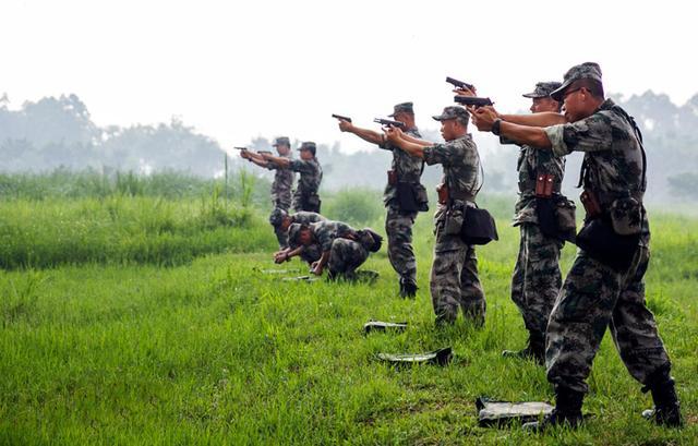 解放军战术靶标系统用上北斗 新战车射击更精准