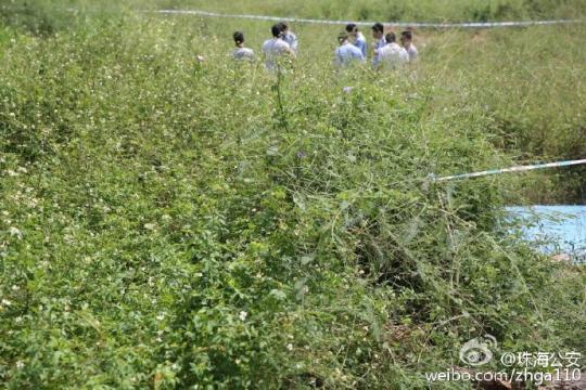 珠海警方:疑失踪小女孩尸体被发现将做DNA比对