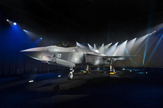 外媒称以色列空军首批F-35到货:钱款由美国援助