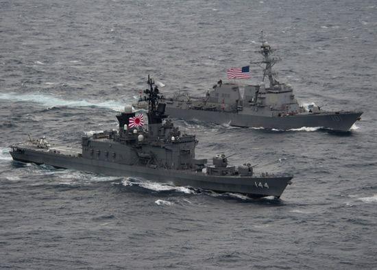 日美防卫指针报告延期出台 美不愿刺激中国