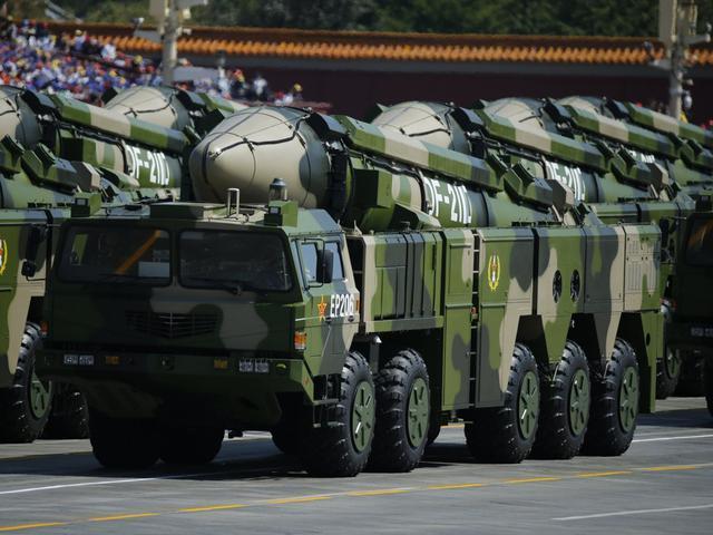 倾斜的天平:中国五种战力将使美军丧失优势