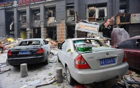西安爆炸肉夹馍店墙壁炸通 省长道歉称对不起