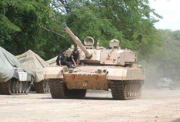 坦克--拒绝被忽悠!印媒称印军拒绝采购国产战机坦克