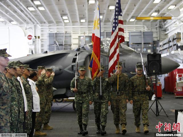 杜特尔特在华宣布:菲律宾和美国在经济军事上彻底决裂