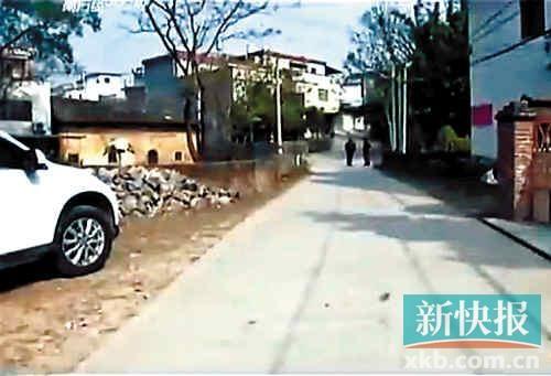 广东一男子扶老人被指撞人 为证清白投水自杀