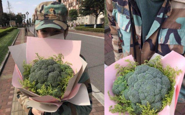 女生节已过,这朵来自菜市场的西兰花却火了