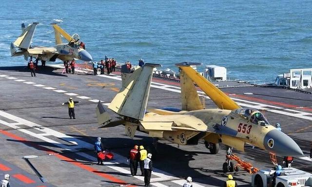海军专家面对国内外战机代差着急 40岁掉光头发