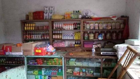 这个残疾人开的小店铺,是中国村庄的缩影