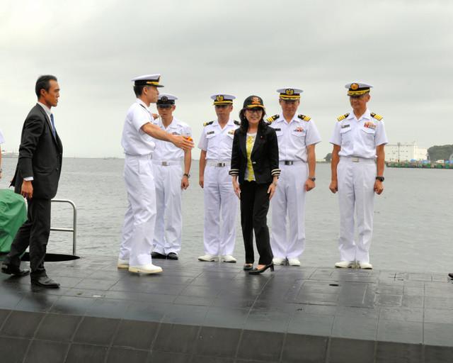 犯大忌!日本女防长打自卫队旗号拉票被喊下台