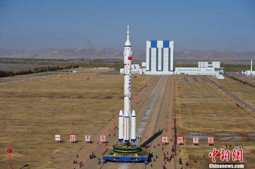 """""""神八""""飞行任务进行全区联合演练 具备发射条件"""