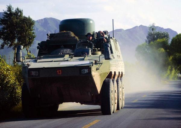 军报透露:第1集团军全面换装最新装备