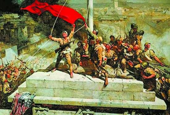 解放军报评南京景点讲解词调整:历史不是面团