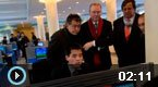 BBC拍摄朝鲜最高学府内景