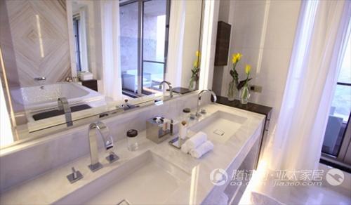 设计|美国实用浴室设计指南图片