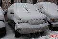 超级暴风雪袭美国东北部