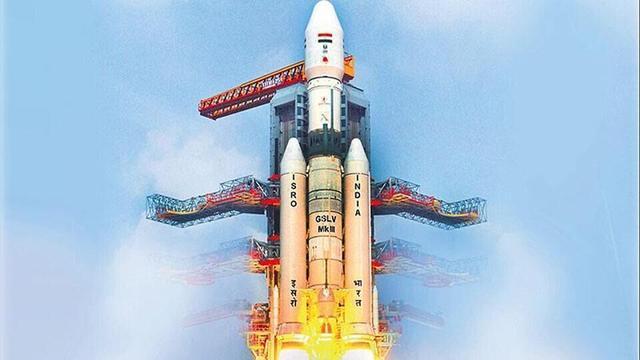 印媒承认印度在重型卫星发射方面能力仍不如中国