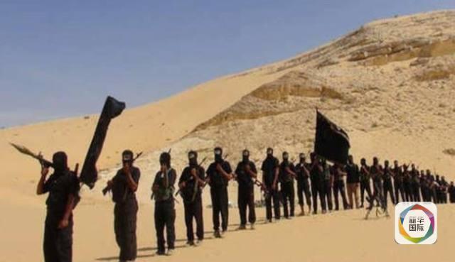 """美军官:""""伊斯兰国""""两年中已有5万兵士丧生"""