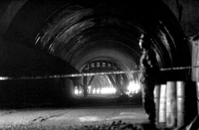 湖南隧道爆炸20人遇难 涉事货车装288公斤炸药