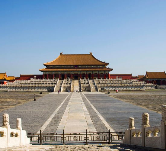 故宫年接游客超千万世界第一 将开放嫔妃生活区