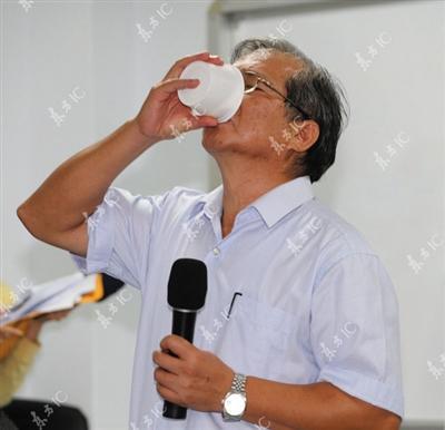 """台羁押""""地沟油""""公司董事长 涉事产品流入大陆"""
