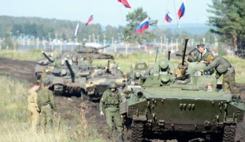 西方猜测俄正在叙准备军事进攻