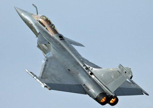 印度战机大单招标台风发动机占优 或压倒阵风