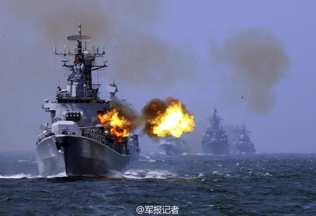 俄将领称中俄军演不仅要在亚太 还将在远海搞
