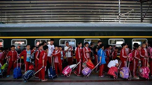 """非京籍学生""""跨省求学"""":总有一天,我要考回北京"""