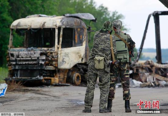 俄国防部邀请中国武官查看遭乌军队炮击地点