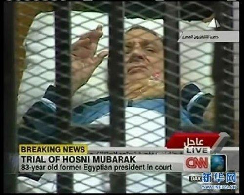 """贺文萍:穆巴拉克""""死讯""""或让大选出意外结果"""