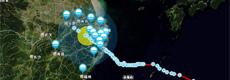 台风海葵实时播报地图
