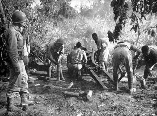 屡次重创日军精锐的中国驻印军 - 布谷 - 我的博客