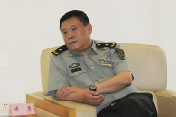 原总参谋长傅全有之子傅勇任东部战区陆军领导