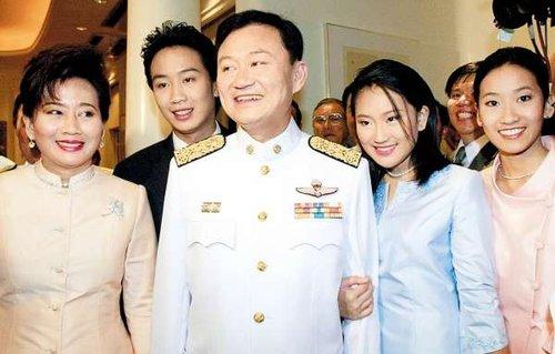 西那瓦家族:从他信到英拉 未完的泰国传奇