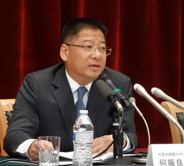 中国驻日使馆:中日正逐步恢复对话 需要珍惜