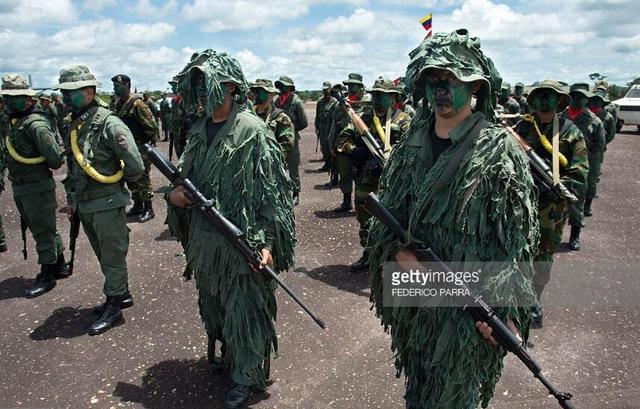 美国武力威胁委内瑞拉 拉美国家谴责其军事干预