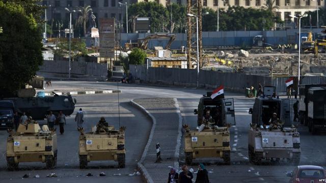 埃及暴力事件多发 中国驻埃使馆提醒游客勿单独赴埃