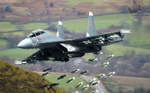 杜文龙:歼16将成为南海地区制海制空核心角色