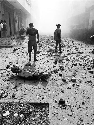广西柳城连环邮包爆炸案致7死51伤 嫌犯已确定