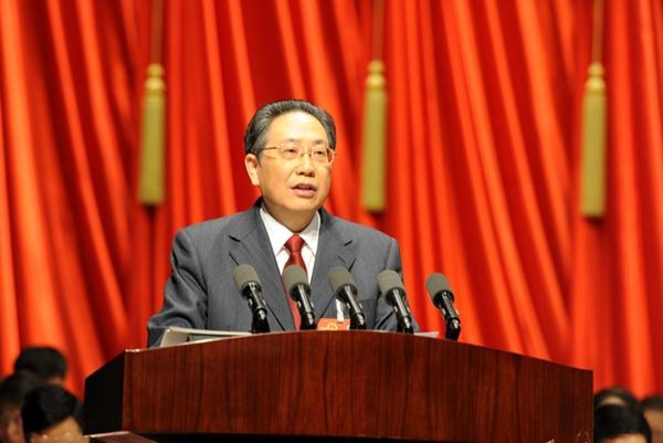 新疆等3省区党委主要负责同志职务调整
